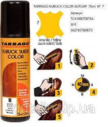 Крем-краска для замши Tarrago Nubuck Suede Color 75 мл цвет желтый (07)