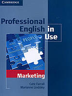 Professional English in Use. Marketing