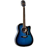 Акустическая гитара Equites EQ902 C/BLS 41''