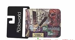 Кошелек GeekLand Во все тяжкие Breaking Bad 50.781