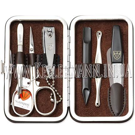 Маникюрный набор Kellermann 7846 FN из 6 предметов, фото 2