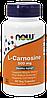 Л-Карнозин / NOW - L-Carnosine 500mg (50 caps)