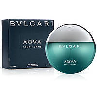 Мужской парфюм Bvlgari Aqva 100 ml реплика