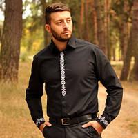 Класична сорочка з вишивкою, фото 1