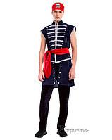Карнавальный костюм для взрослых аниматоров Пират с банданой