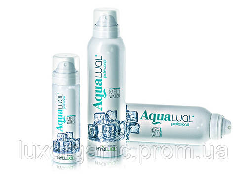 Hyalual гидропротектор для кожи Aqualual