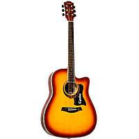 Акустическая гитара Equites EQ902 C/BS 41''