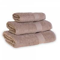 Махровое полотенце Grange, Беж, Сауна 90*150см