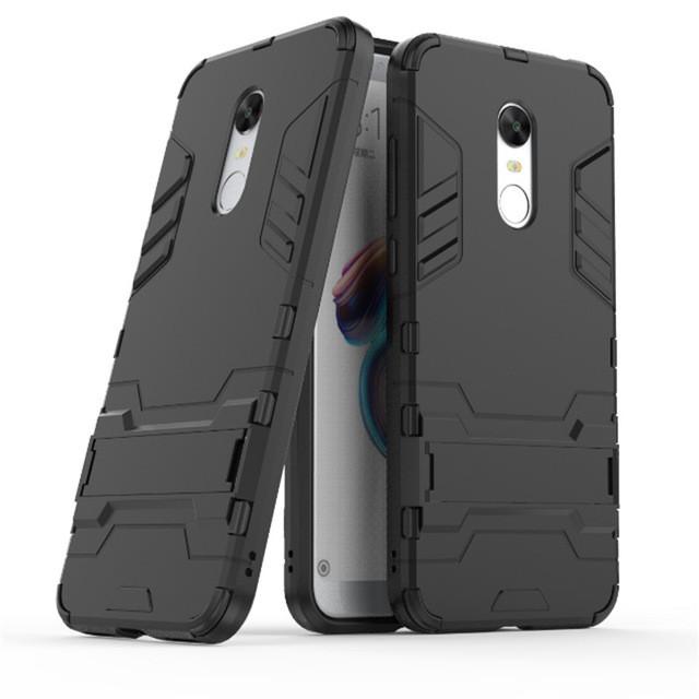 Чехол Xiaomi Redmi 5 Plus 5.99'' Hybrid Armored Case черный