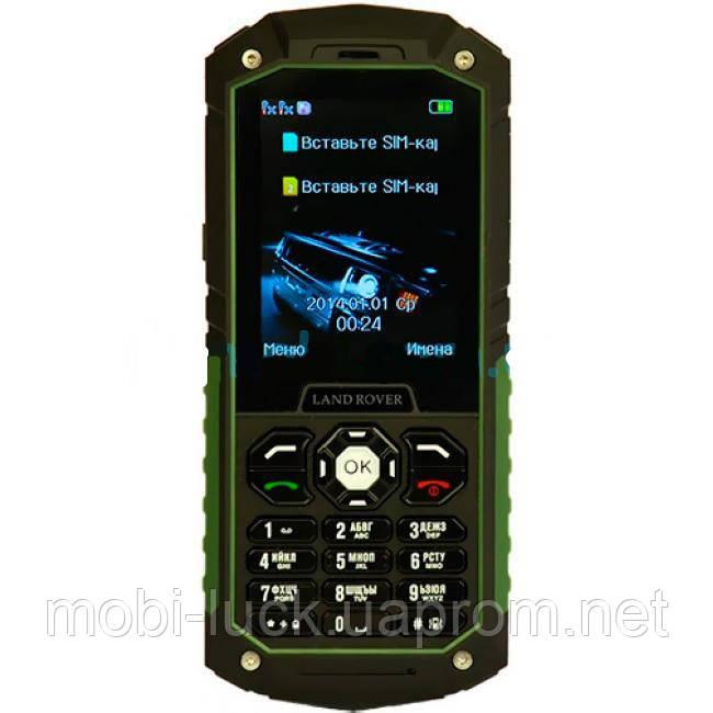 Противоударный  Discovery S6 (M8)   2 сим,2,4 дюйма,2 Мп,3000 мА/ч,IP56.