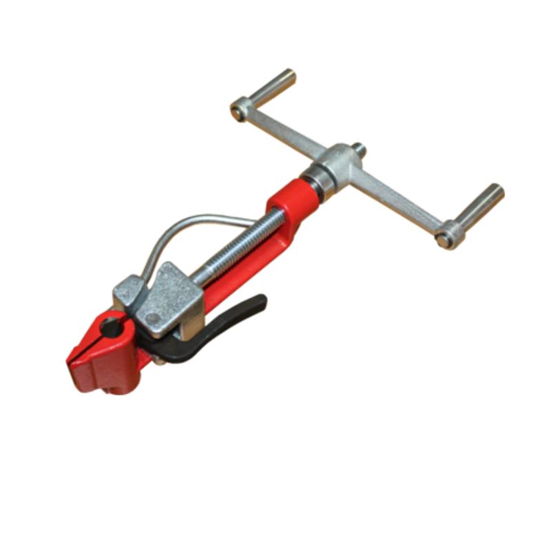 Інструмент для натягування й різання бандажної стрічки
