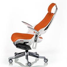 Кресло Special4You WAU MANDARIN FABRIC WHITE (Е5326), фото 3
