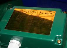 Кормоизмельчитель для зерна (зернодробилка) 3.8 кВт, 200 кг/ч, Германия, фото 3