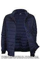 Куртка мужская демисезонная REMAIN 8304 (1) тёмно-синяя, фото 1