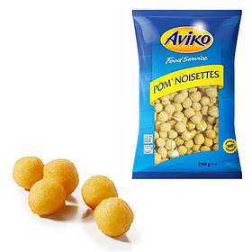 Картопляні кульки Aviko, Pom' Noisettes, 2,5 кг / Aviko картофельные шарики