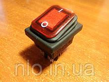 Кнопка станка пылезащищённая 24 х 18 мм