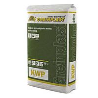 Cуміш Greinplast KW-P для приклеювання мінераловатних плит, 25кг клей для мінвати Грейнпласт КВ-П