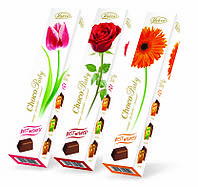Конфеты шоколадные Vobro Choko Party Best Wishes 75g