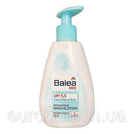 Лосьйон для вмивання Balea Med Waschlotion для чутливої шкіри 300 мл (Німеччина), фото 2