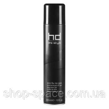 Жидкий лак сильной фиксации HD Eco Fix No Gas от Farmavita, 300ml