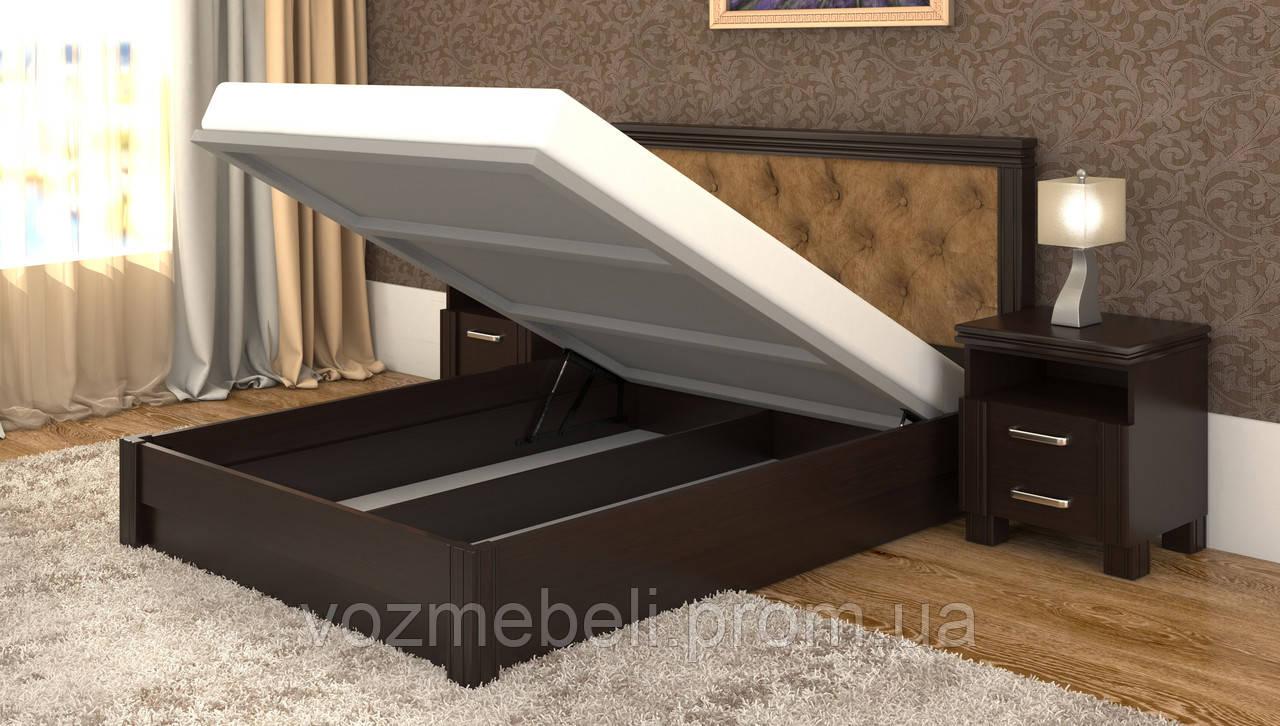 Ліжко Маргарита з підйомником Da-Kas