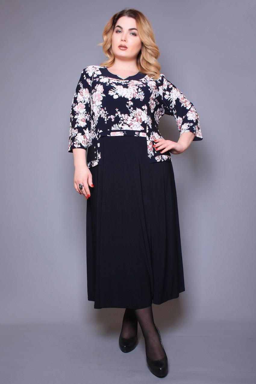 e1acd3c16fe Платье Клапан Розовые Цветы — в Категории