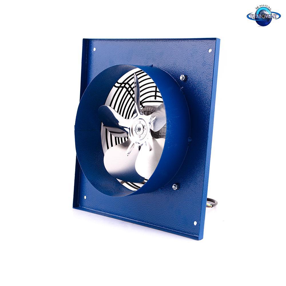 Осевой настенный вентилятор Турбовент ВНО 250