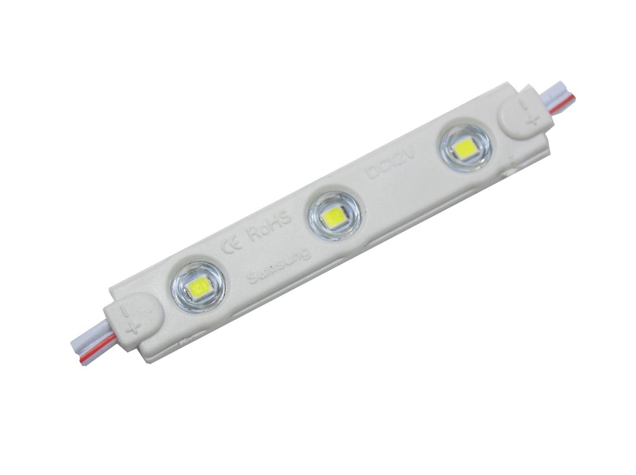 Светодиодный модуль SMD2835 Premium CW