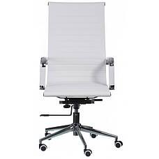 Кресло Special4You Solano artleather white (E0529), фото 3