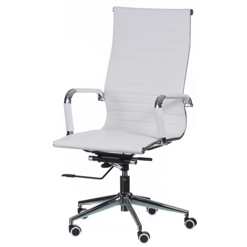 Кресло Special4You Solano artleather white (E0529)