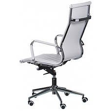 Кресло Special4You Solano artleather white (E0529), фото 2