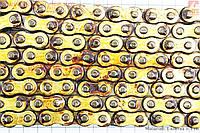 Цепь привода колеса 428Н*130L GOLD на мотоцикл Ява
