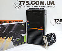 Игровой компьютер Gateway DT55, AMD Phenom II x3 3.0GHz, RAM 8ГБ, HDD 250ГБ, GeForce GTX1050 2ГБ, фото 1