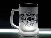 Пивная кружка с гравировкой Таэквон-до