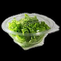Салатник пластиковый с крышкой 750мл  FT718-750