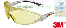 Окуляри захисні серії 2840 3M-OO-2840 Y