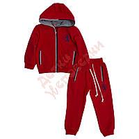 """Спортивный костюм для мальчика """"Эмблема"""" """"Bikkembergs"""", Серый, 98(92-116), 98 см"""
