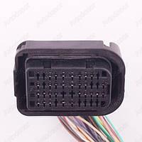 Разъем электрический 42-х контактный (48-28) б/у 211PC429S0034