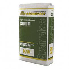 Cуміш Greinplast KW для приклеювання  та армування мінеральної вати, 25кг Грейнпласт КВ