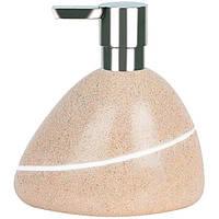 Дозатор для мыла Spirella Etna песок