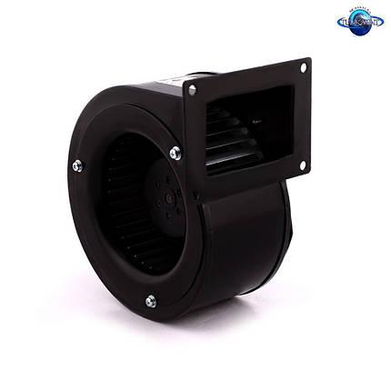 Вентилятор центробежный (радиальный) малый ВРМ 108, фото 2