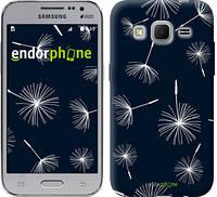 """Чехол на Samsung Galaxy Core Prime G360H одуванчики """"2398c-76-532"""""""
