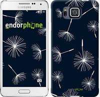 "Чехол на Samsung Galaxy Alpha G850F одуванчики ""2398c-65-532"""
