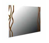 Зеркало «Терра»  1000х800. Доставка по Украине. Гарантия качества