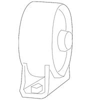 Подушка двигателя передняя Dodge Caliber CHRYSLER 5105494AD