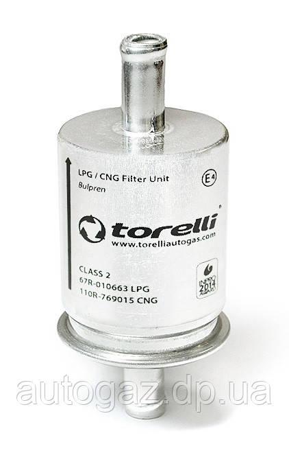 1 фильтр тонкой очистки Torelli 12х12 Bulpren (шт.)