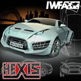 Антигравийные защитные плёнки Hexis