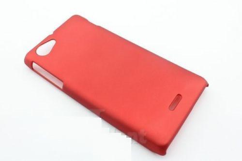 Пластиковый чехол Sony Xperia J ST26i, K753