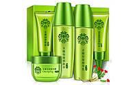 Набор Herbal на основе 6 экстрактов целебных трав для проблемной кожи