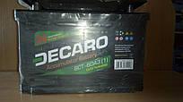 Аккумулятор 60Ah-12v DECARO (242x175x175),L,EN600